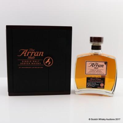 Arran 21st Anniversary Edition