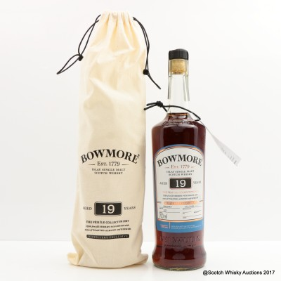 Bowmore Feis Ile 2017 19 Year Old Distillery Exclusive
