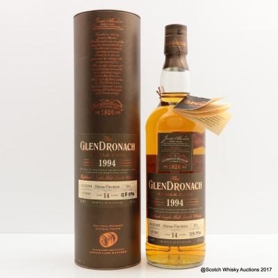 GlenDronach 1994 14 Year Old Single Cask #2311