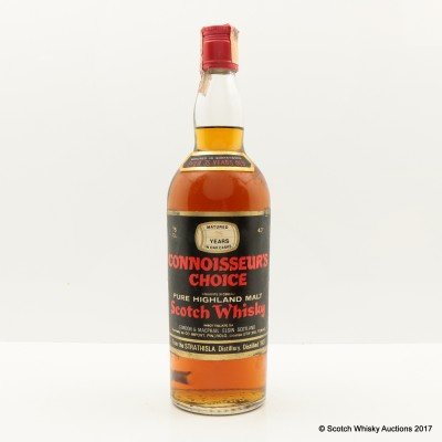 Strathisla 1937 35 Year Old Connoisseurs Choice 75cl