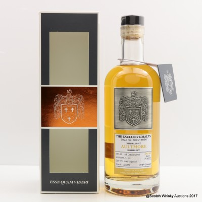 Aultmore 2006 10 Year Old Creative Whisky Co