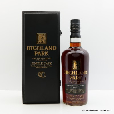 Highland Park 1971 34 Year Old Single Cask #8363 for Binny's 75cl