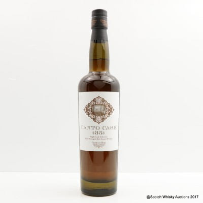 Compass Box Canto Cask 35