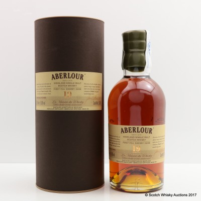 Aberlour 19 Year Old for La Maison du Whisky 60th Anniversary