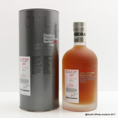Bruichladdich Micro Provenance 2003 7 Year Old