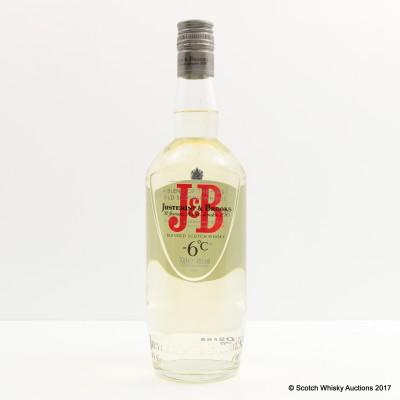 J&B -6°