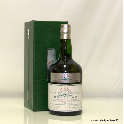 Ardbeg Old and Rare 29 years old