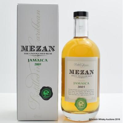 Mezan Jamaica 2005 Rum