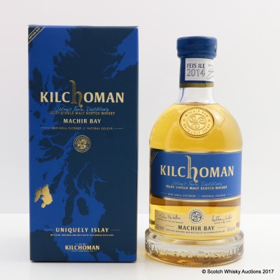 Kilchoman Feis Ile 2014 Hand Filled Machir Bay
