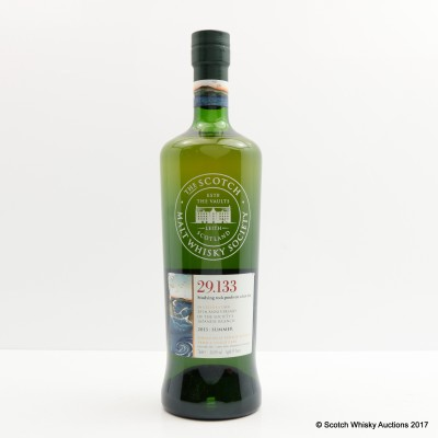 SMWS 29.133 Laphroaig 19 Year Old Summer for 20th Anniversary of Society's Japanese Branch