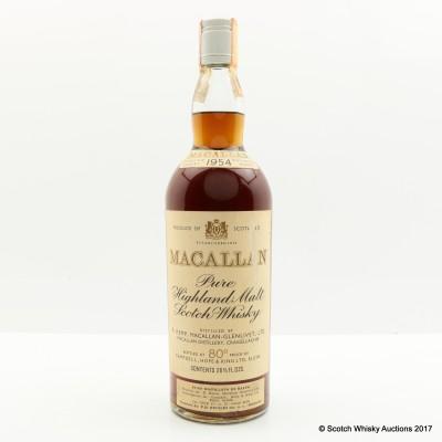 Macallan 1954 26 2/3 Fl Oz