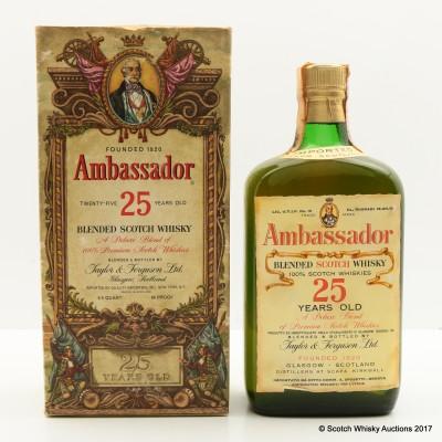 Ambassador 25 Year Old