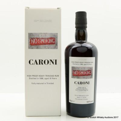 Caroni 1998 16 Year Old Trinidad Rum 33rd Release