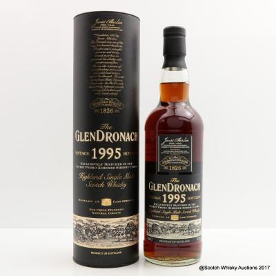 Glendronach 1995 18 Year Old
