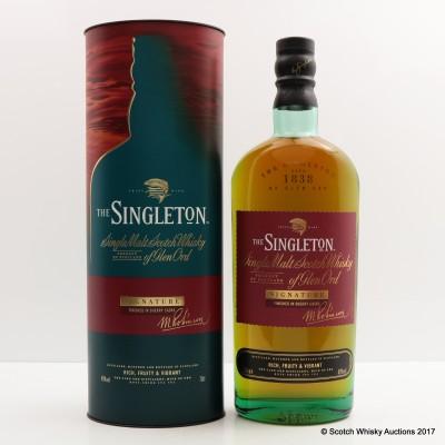 Singleton Of Glen Ord Signature Sherry Cask