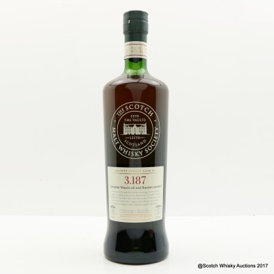 SMWS 3.187 Bowmore 1997 14 Year Old