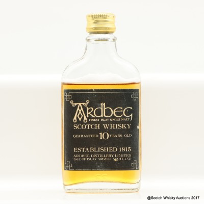 Ardbeg 10 Year Old Mini