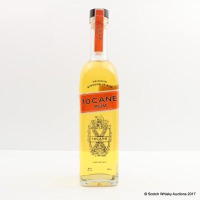 10 Cane Trinidad Rum