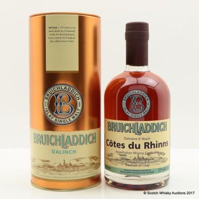Bruichladdich Valinch Cotes Du Rhinns 50cl