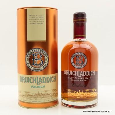 Bruichladdich Valinch Queen's Award 50cl