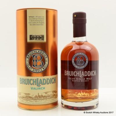 Bruichladdich Valinch Laddieflu 50cl