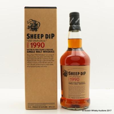 Sheep Dip 1990