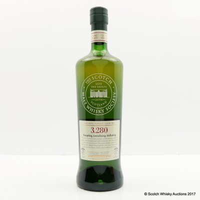 SMWS 3.280 Bowmore 1996 20 Year Old