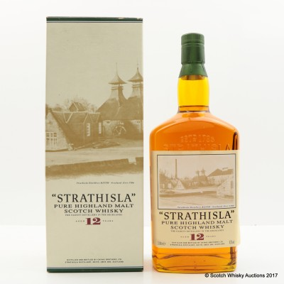 Strathisla 12 Year Old 1L