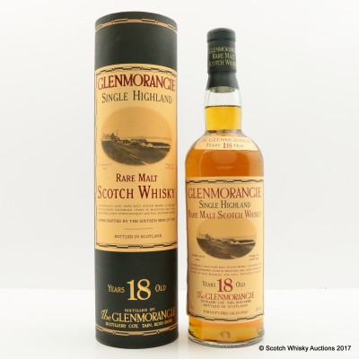Glenmorangie 18 Year Old Old Style 75cl