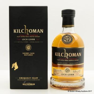 Kilchoman Loch Gorm 2014 Release