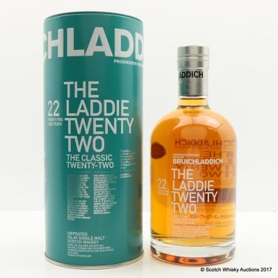 Bruichladdich The Laddie 22 Year Old