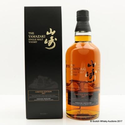 Yamazaki 2017 Limited Edition