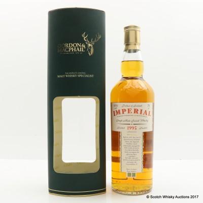 Imperial 1995 Gordon & Macphail