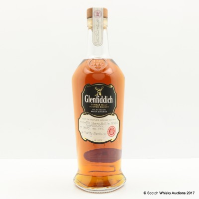 Glenfiddich 2001 Single Cask #14089 Charity Bottling Bottle Number #1