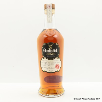 Glenfiddich 2001 Single Cask #14089 Charity Bottling