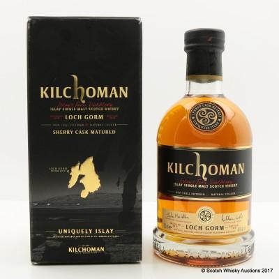 Kilchoman Loch Gorm 2016 Release