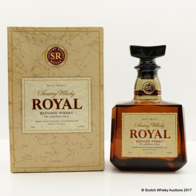 Suntory Royal Founder's Ideal