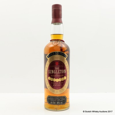 Singleton of Auchroisk 10 Year Old