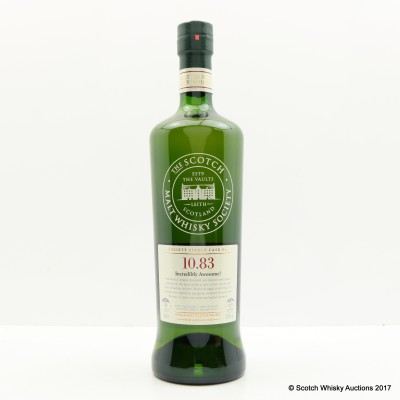 SMWS 10.83 Bunnahabhain 2005 9 Year Old