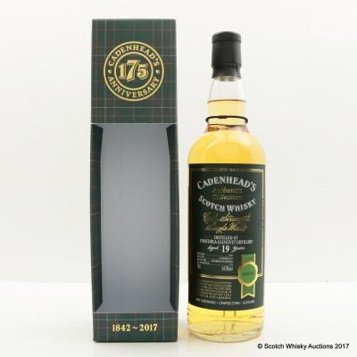 Strathisla-Glenlivet 1997 19 Year Old Cadenhead's