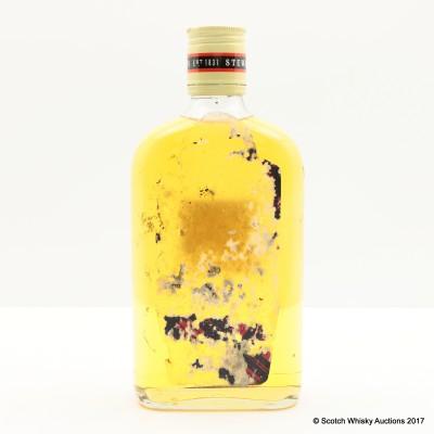 Stewart's Blend Bottled For Derrick Fillingham 35cl