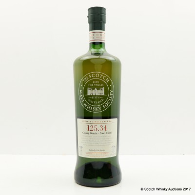 SMWS 125.34 Glenmorangie 12 Year Old