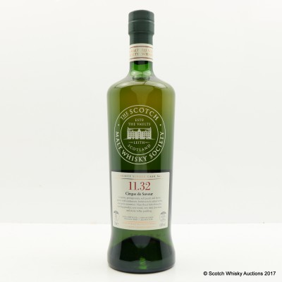 SMWS 11.32 Tomatin 2008 8 Year Old