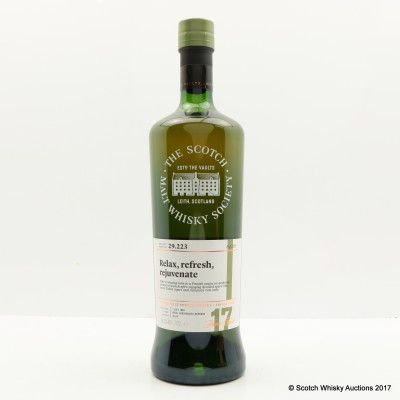 SMWS 29.223 Laphroaig 1999 17 Year Old