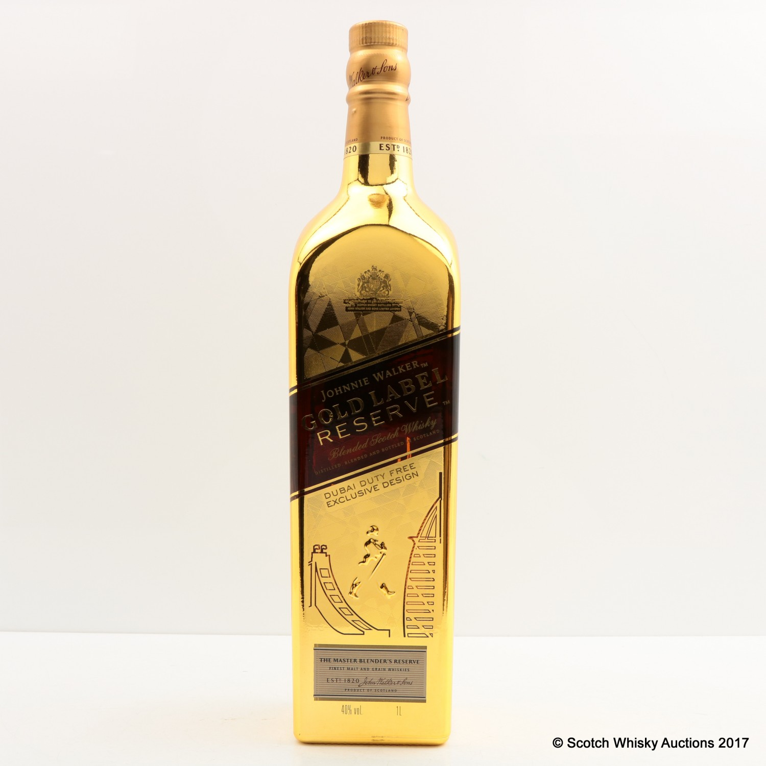 Scotch Whisky Auctions The 78th Auction Johnnie Walker