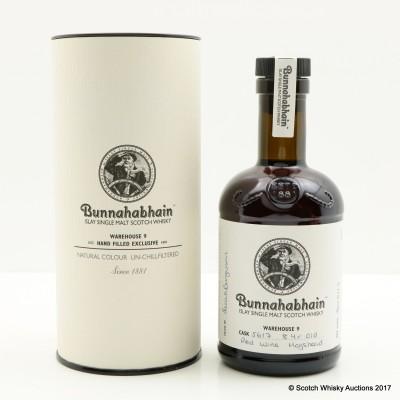 Bunnahabhain 8 Year Old Red Wine Single Cask #5617 20cl