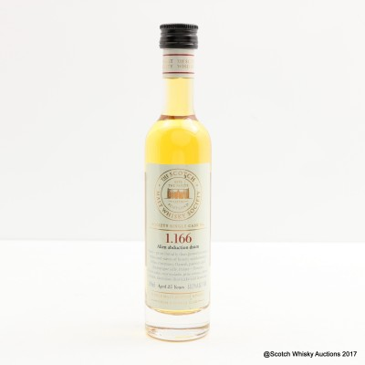 SMWS 1.166 Glenfarclas 25 Year Old 10cl
