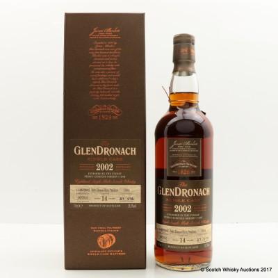 GlenDronach 2002 14 Year Old Single Cask #1504
