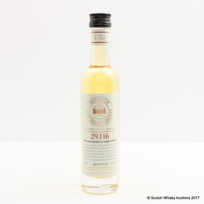SMWS 29.116 Laphroaig 21 Year Old 10cl