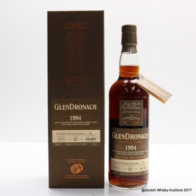 GlenDronach 1994 21 Year Old Single Cask #339